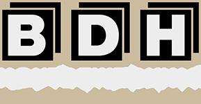 BDH Houtbewerking Logo